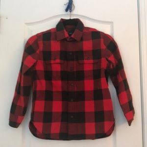 GapKids Flannel Shirt